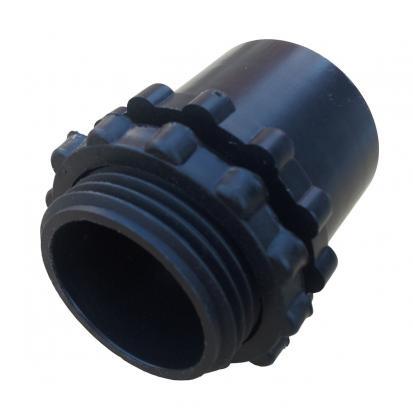Муфта вводная для металлорукава МВПнг-10(ч) (100 шт/уп)