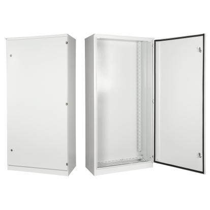 Корпус ВРУ-1Р IP54 цельносварной 1-дверный без рам и швеллеров (1700х800х450)