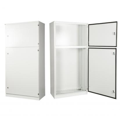 Корпус ВРУ-2Р IP54 цельносварной 2-дверный без рам и швеллеров (1700х800х450)