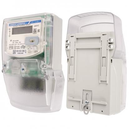 Счетчик электрической энергии СЕ 102 BY S7 145 JPKSVZ (5-60) А (с PLC модемом)