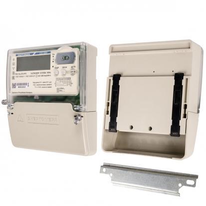Счетчик электрической энергии СЕ 318 BY R32 146.JR.UVFL (5-100) А (активной и реактивной)