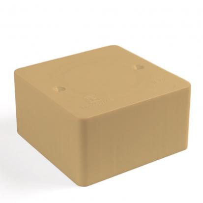 Коробка универсальная для к/к 40-0460 безгалогенная (HF) СОСНА 85х85х45 (152шт/кор) Промрукав