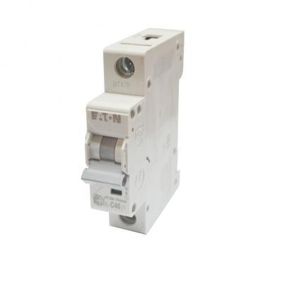 Выключатель автоматический НL-С40/1, 1Р, 40А, хар-ка С, 4,5кА