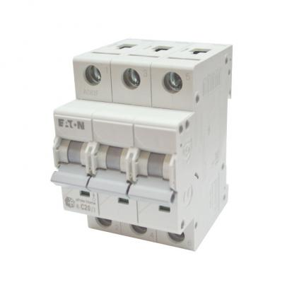 Выключатель автоматический НL-С20/3, 3Р, 20А, хар-ка С, 4,5кА