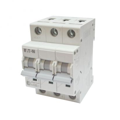 Выключатель автоматический НL-С32/3, 3Р, 32А, хар-ка С, 4,5кА