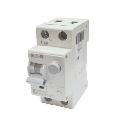 Диф автомат HNB-С10/1N/003, 1P+N, 10A, хар-ка С, 6kA, 30mA, тип АC, 2M