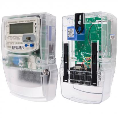 Счетчик электрической энергии CE 208 BY S7 145.1.JPR.UKVFLZ (5-60) А
