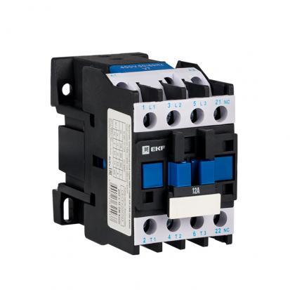 Пускатель электромагнитный серии ПМЛ-1160М 12А 230В EKF Basic