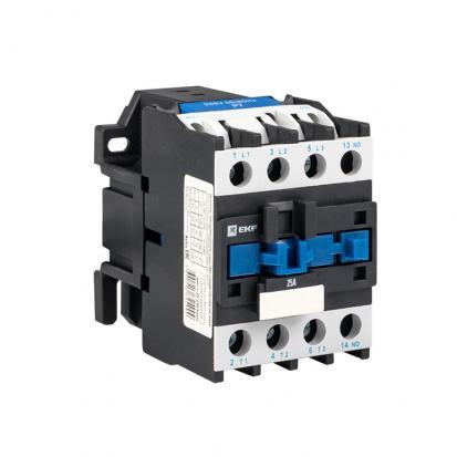 Пускатель электромагнитный серии ПМЛ-2160ДМ 25А 230В EKF Basic
