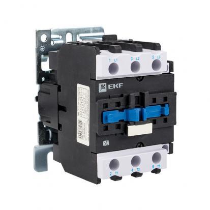 Пускатель электромагнитный серии ПМЛ-4160М 65А 230В EKF Basic