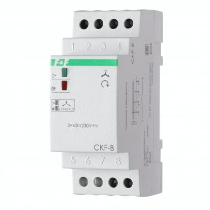 Реле контроля фаз CKF-B