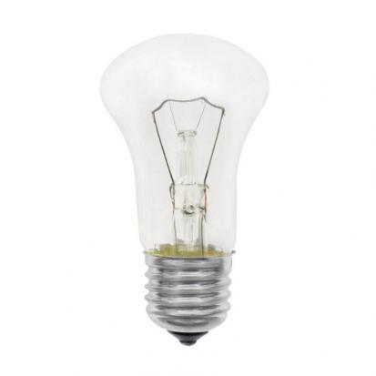 Лампа накаливания МО 12-40 М50 Е27 (100)