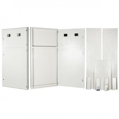 Корпус ВРУ-2Р IP31 разборный 2-дверный без рам и швеллеров (1700х800х450)
